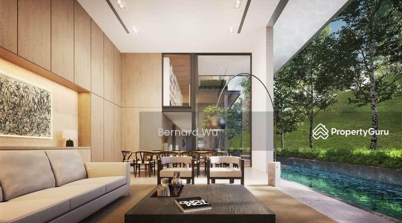Brand New With Lush Greenery View at Holland/ Moonbeam View / Henry Park (Call Bernard Wu 93893139) #131110634