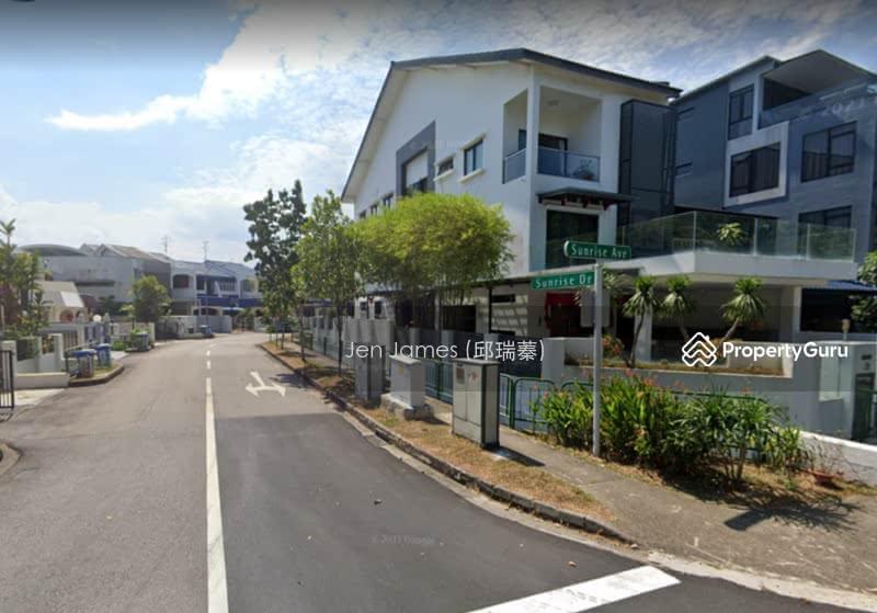 Sunrise Drive Corner Terrace #131146388