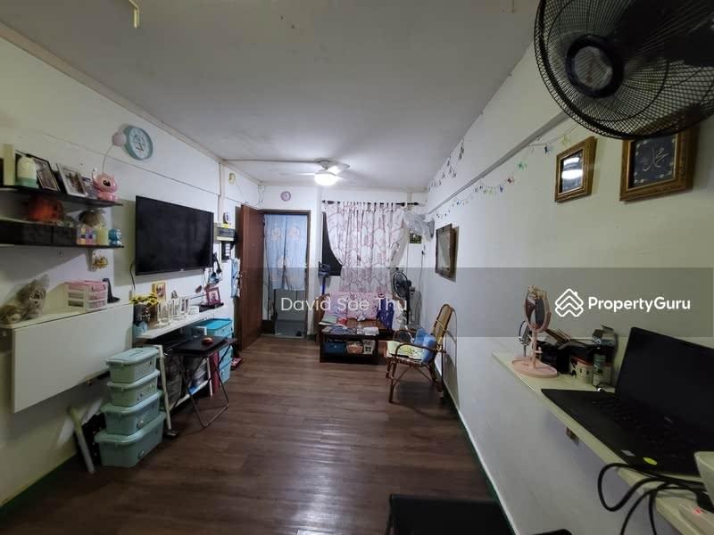 Inside living room