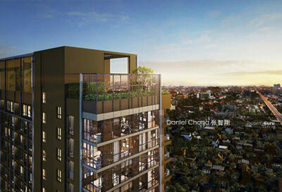 For Sale - Penthouse Next to MRT.