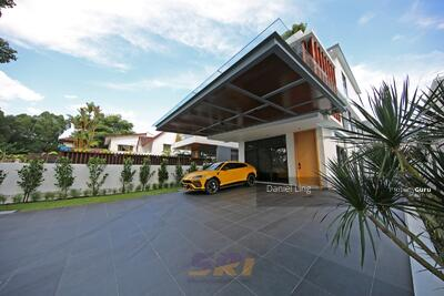 For Sale - Just TOP! Brand New! Luxurious design & Quality Finishing with Home Lift & Swimming Pool 1Km to HPPS