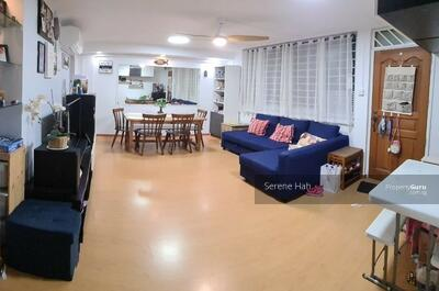 For Sale - 181 Bishan Street 13
