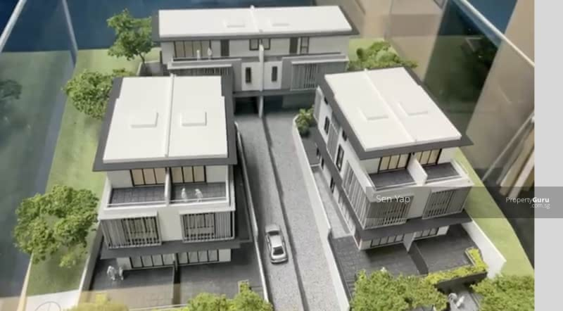 For Sale - Modern New SemiD Collection near Upper Thomson MRT