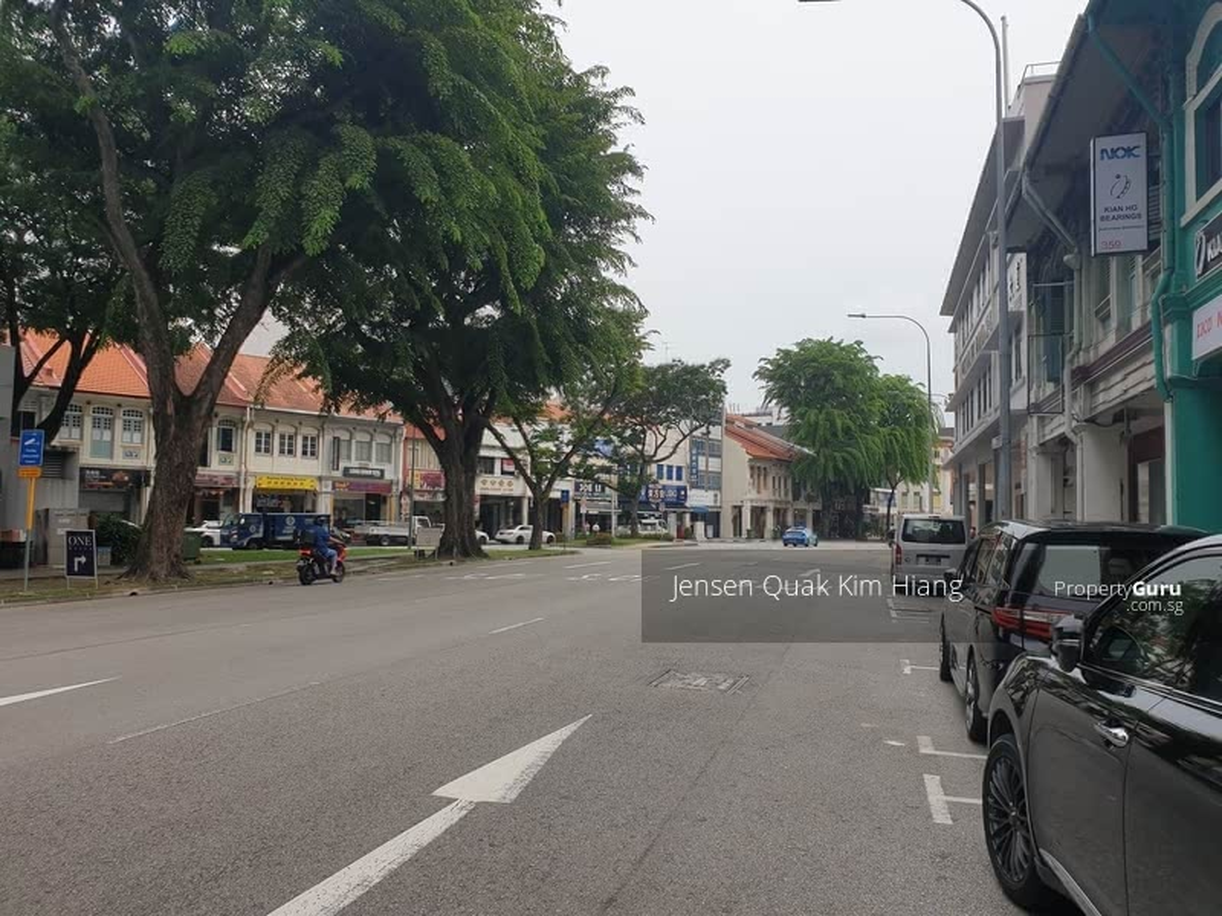 Entire Unit at Jalan Besar Road for Rent #131310804