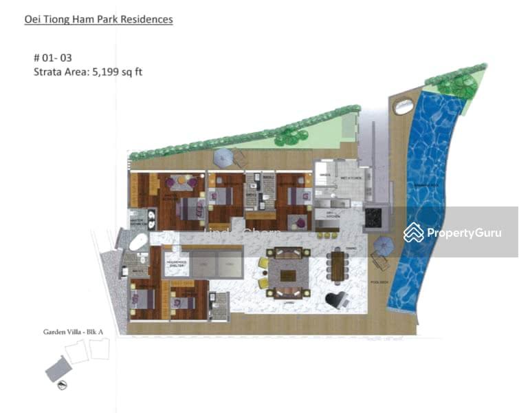 Oei Tiong Ham Park Residences #131469856