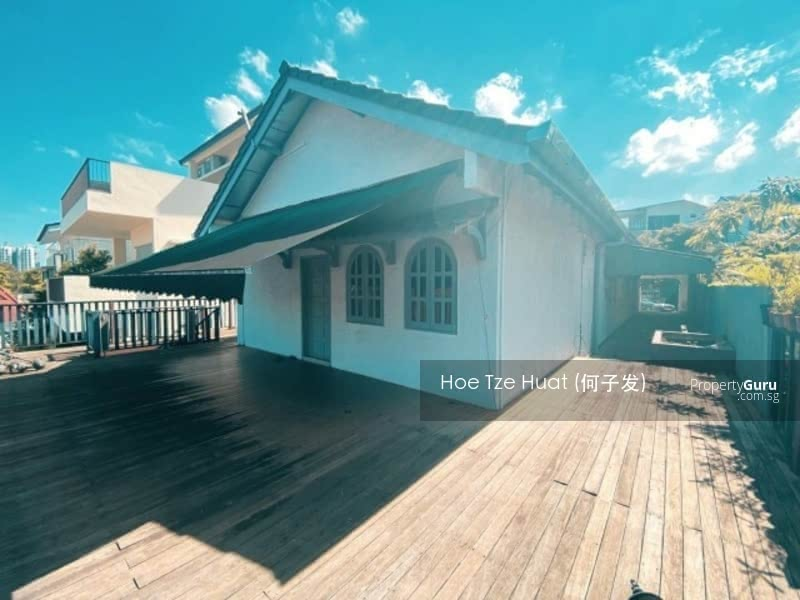 Bungalow On Elevated Ground #131352886