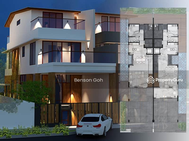 For Sale - ★ Serangoon Garden ★ Brand New Semi-D with Pool / Lift ★