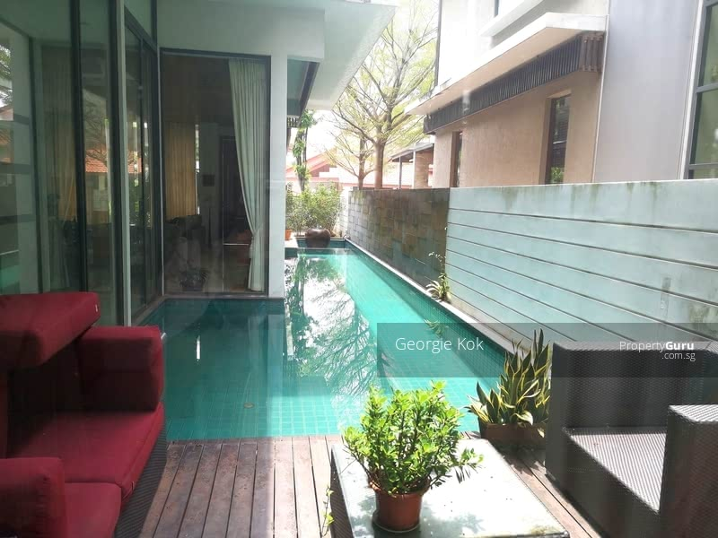 Beautiful Bungalow with Pool @ Braddell Heights Near International Schools #131573892