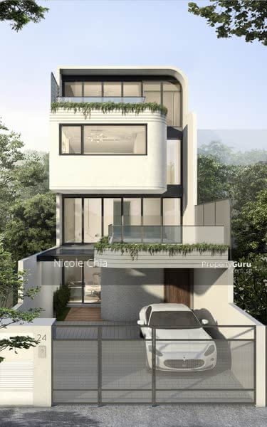 For Sale - ⭐️ Brand new freehold Jalan Chengam terrace with lift and mezzanine ⭐️