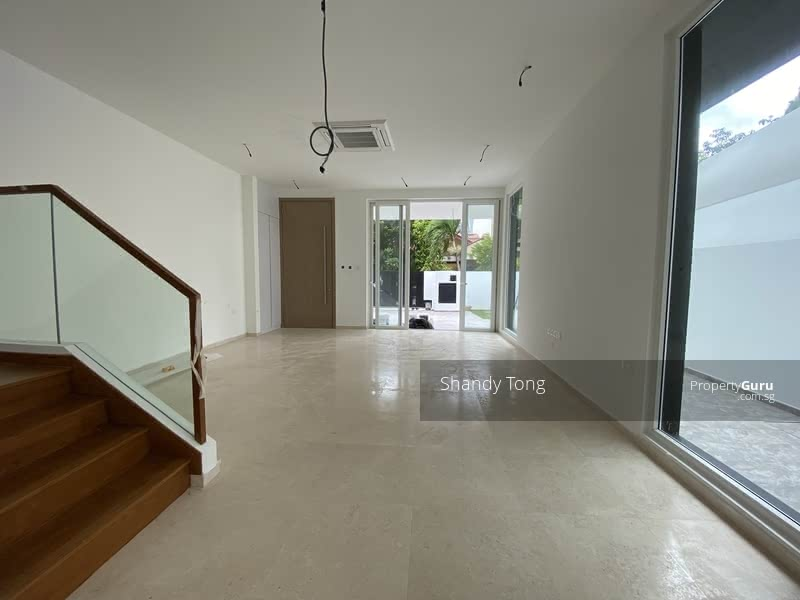 For Sale - Brand New Corner Terrace with  liift, Spacious,  bright, breezy  near amenities