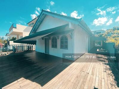 For Sale - Bungalow On Elevated Ground