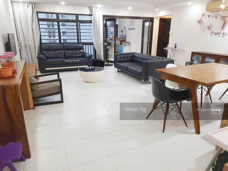 Spacious Living room with nice firniture