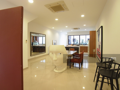 For Rent - 1 Km To Haig Primary School 3+1/6 Bed Conserved
