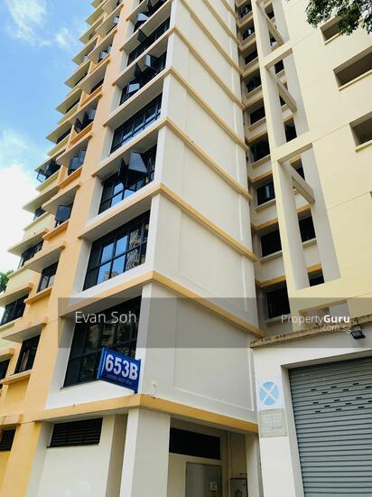 For Rent - 653A Jurong West Street 61