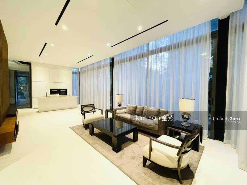 For Sale - Architectural Award! Rare Luxury Semi-D@ Orchard! Lifestyle Living! 5bedroom ensuite/wet&dry kitchen