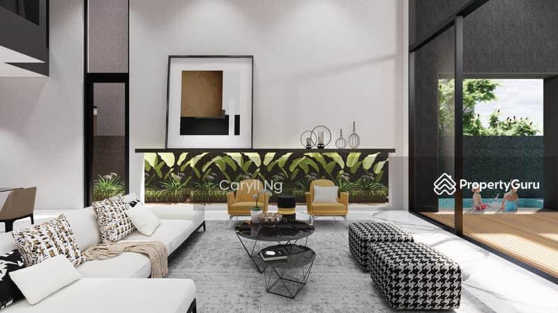 D11 Brand New 2.5 + Basement Storey Detached @ Botanic Gardens Bukit Timah Trevose #131529374