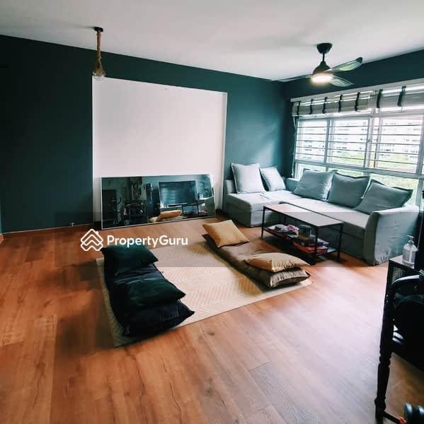For Sale - 494J Tampines Street 45
