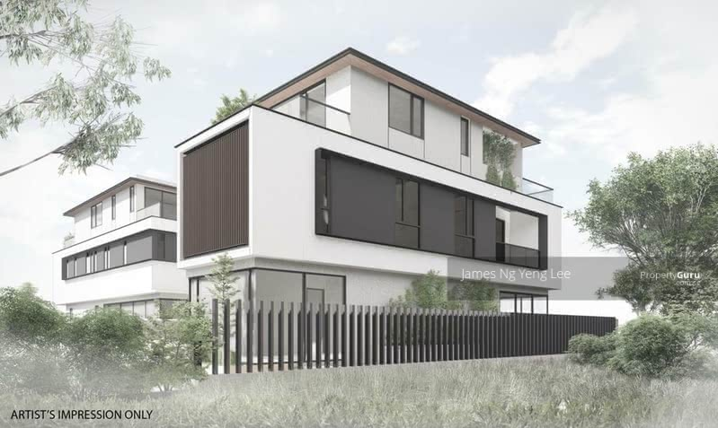 For Sale - PARK 6-8 CARS! EXCLUSIVE LISTING! BRAND NEW BUNGALOW. 全 新  独 立, 顶 级 优 质 洋 房 打 折 出 售. James 83839800