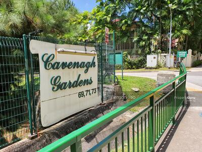 For Sale - Cavenagh Gardens