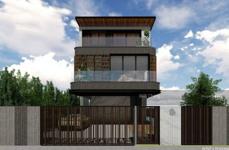 For Sale - New Detached House at Chancery Vicinity with 5 Parking Lots