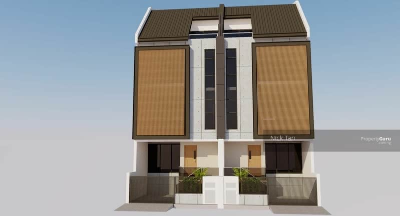 For Sale - Brand New Terrace House @ Jalan Kemaman