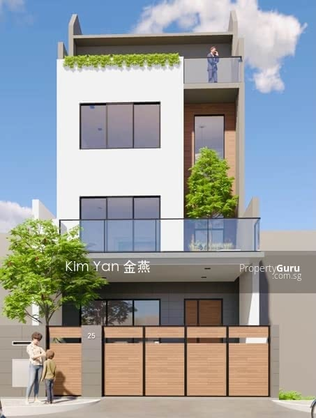 For Sale - Brand New Terrace, Central courtyard with landscaping/natural ventilation, 6 Bedrooms all ensuite