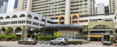 For Rent - High Floor Corner Spacious 2 Bedder   MRT Downstairs   Food Centre, Shops, Mall   Fully Furnished