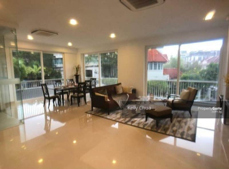 For Rent - ♔ Beautiful Corner Terrace For Rent  with pool & attic♔