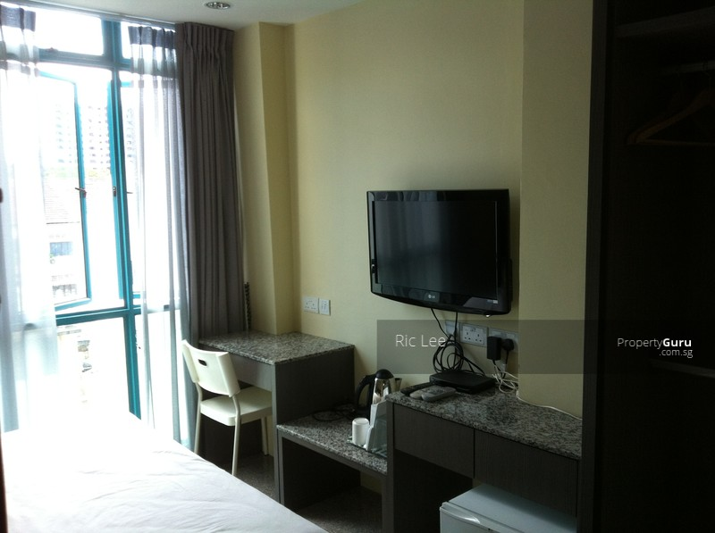 Studio Master Bedroom At Balestier 1100 1350 Kim Keat Road 1 Bedroom 180 Sqft