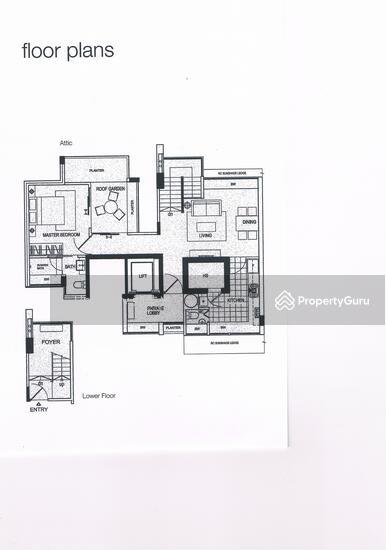 Suffolk Premier 3 Suffolk Road 1 Bedroom 1044 Sqft Condominiums