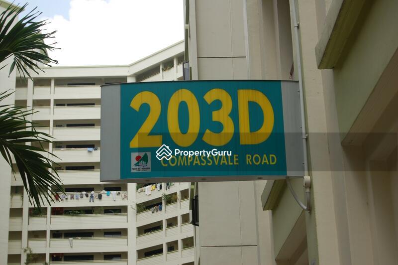 203D Compassvale Road #0