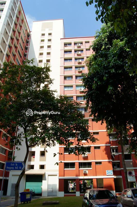461 Hougang Avenue 10 #0