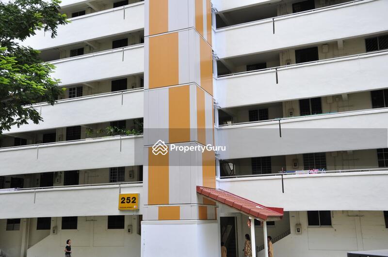 252 Hougang Avenue 3 #0