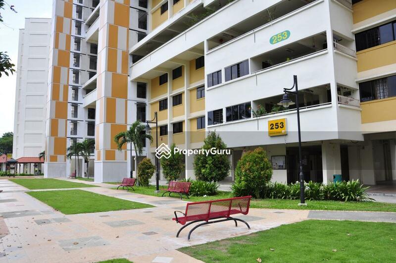 253 Hougang Avenue 3 #0