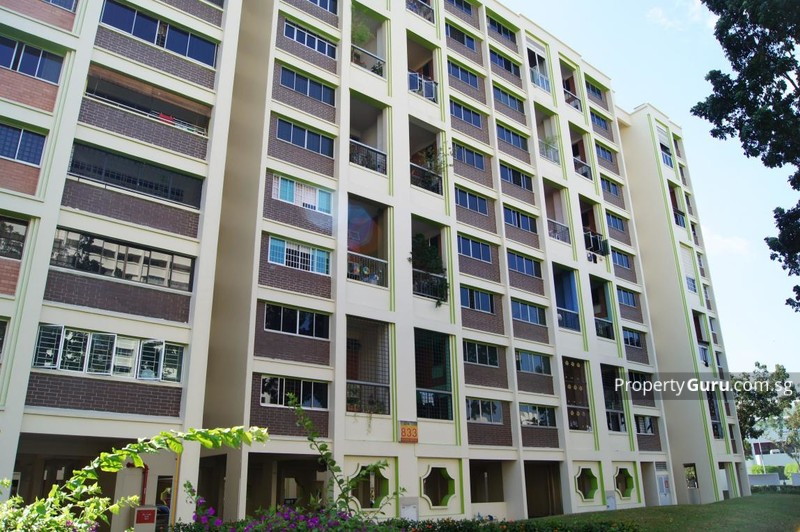 833 Hougang Central #0