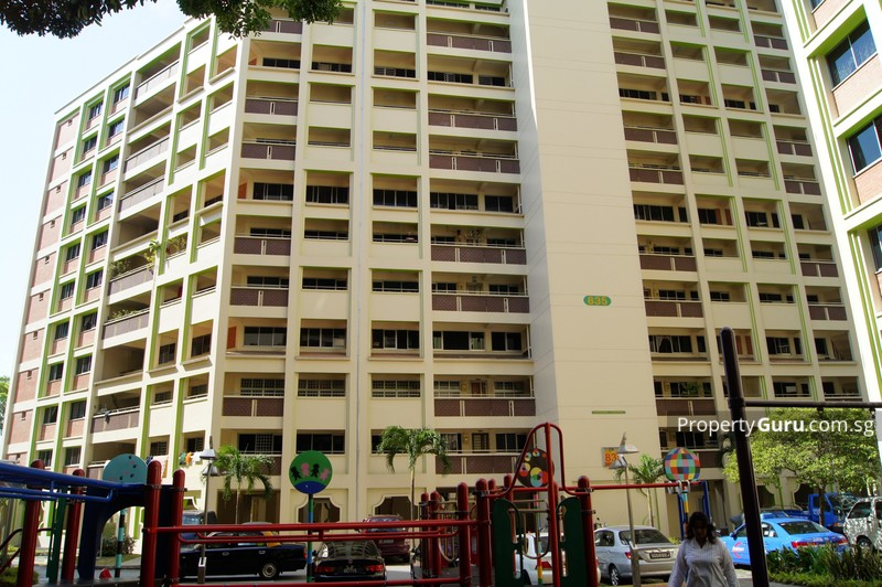 835 Hougang Central #0