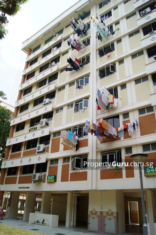 547 Hougang Street 51 #0