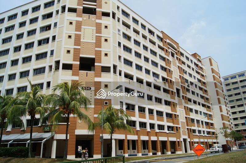 534 Hougang Street 52 #0
