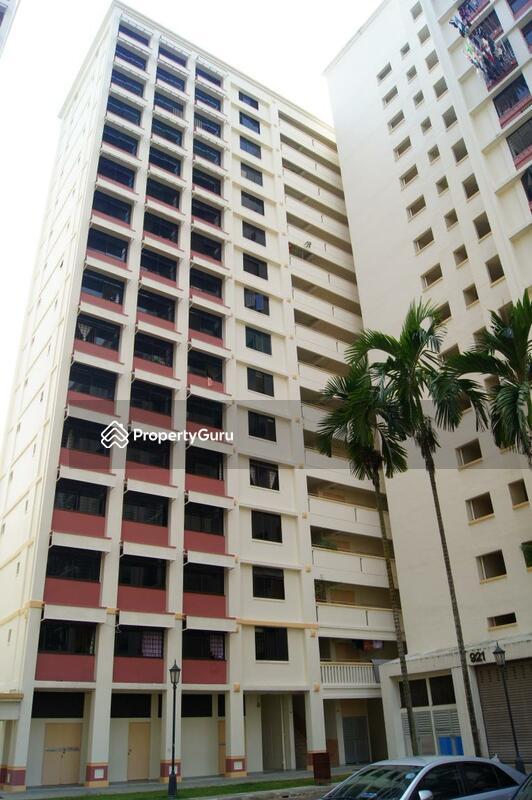 921 Hougang Street 91 #0