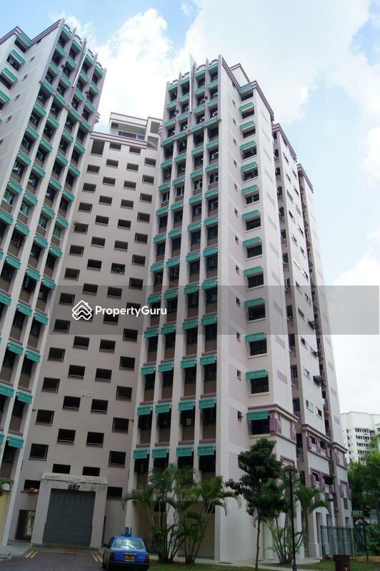 957 Hougang Street 91 #0