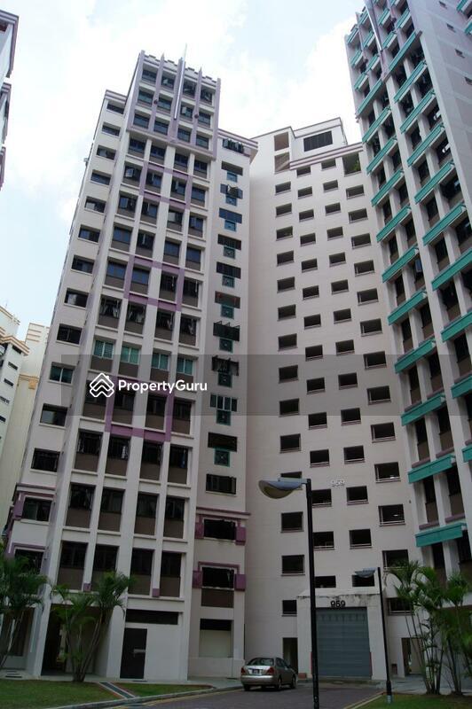 959 Hougang Street 91 #0