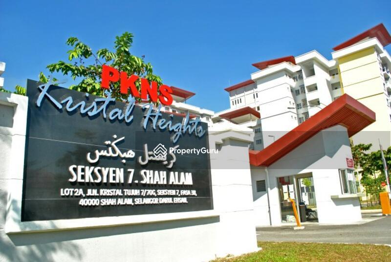 Kristal Heights (Shah Alam) #0