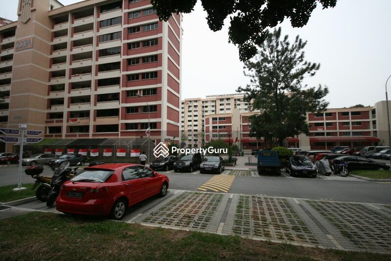 223A Jurong East Street 21 #0