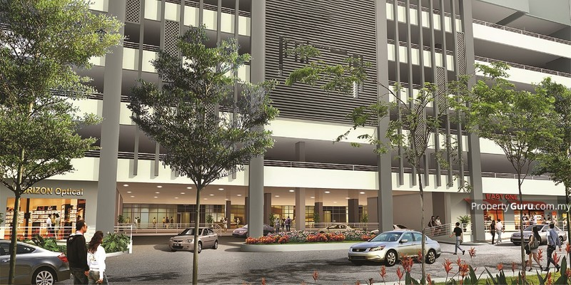 Residensi Bandar Bukit Mahkota #0