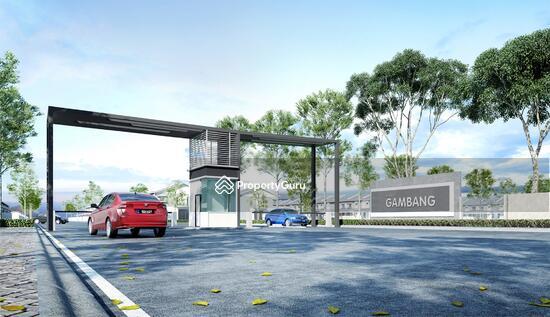 Residensi Gambang #111271660