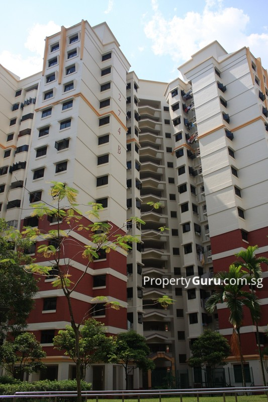 274B Jurong West Street 25 #0