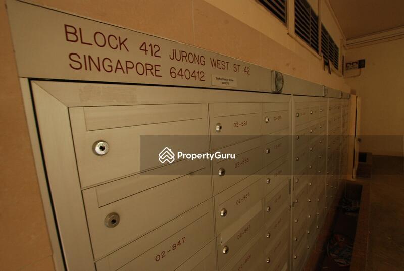 412 Jurong West Street 42 #0