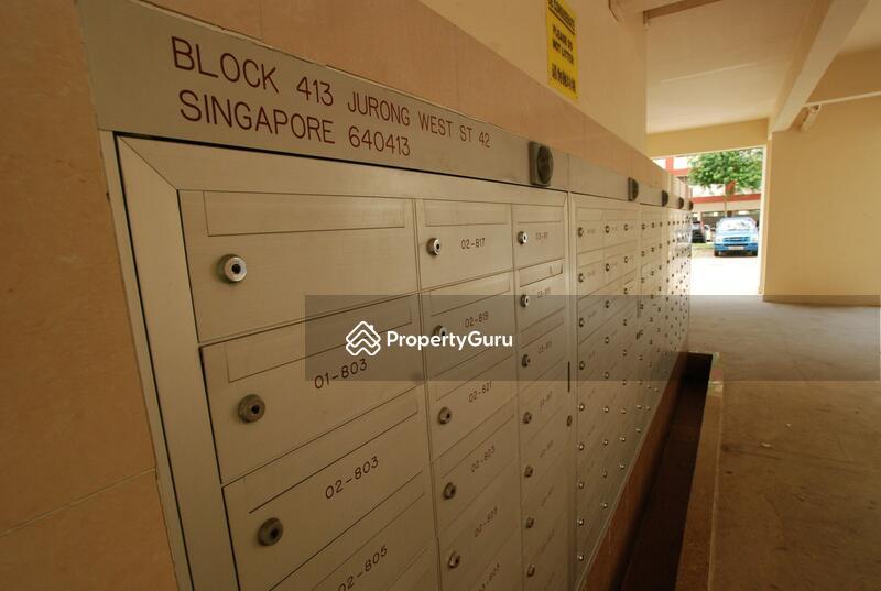413 Jurong West Street 42 #0