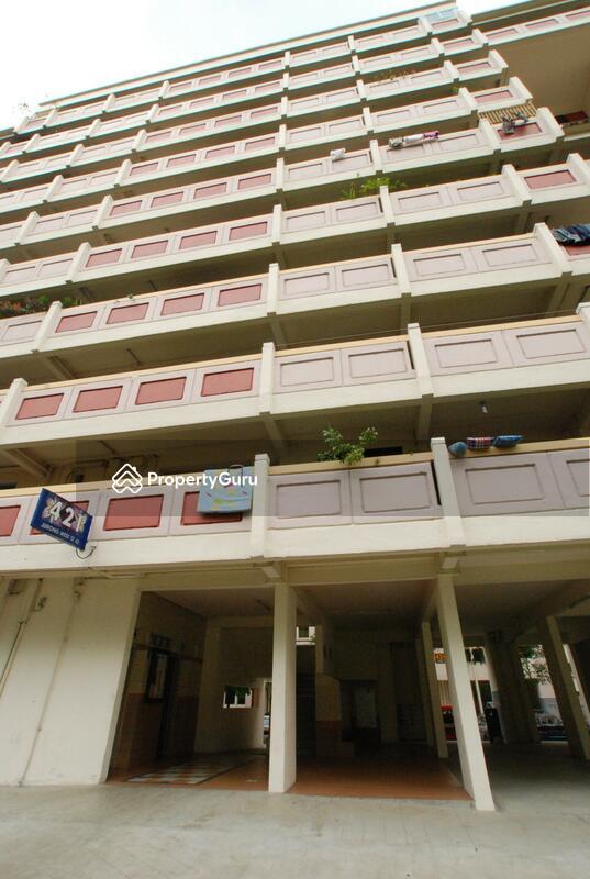 421 Jurong West Street 42 #0