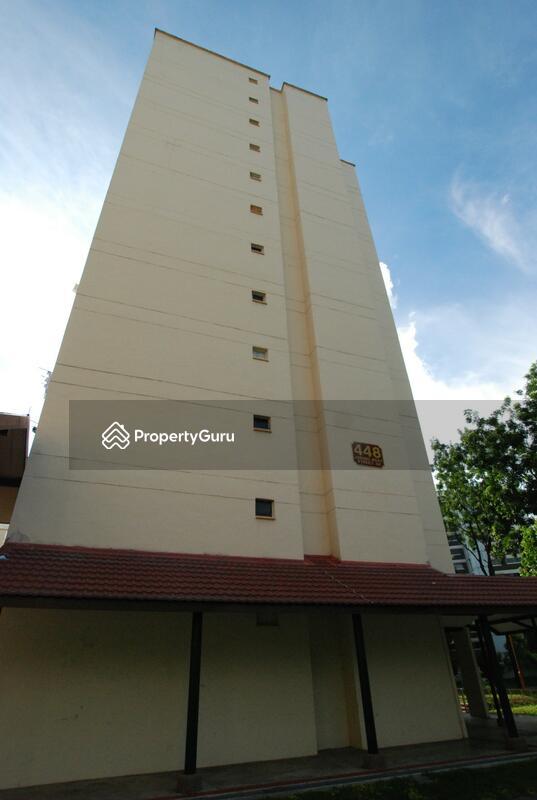 448 Jurong West Street 42 #0